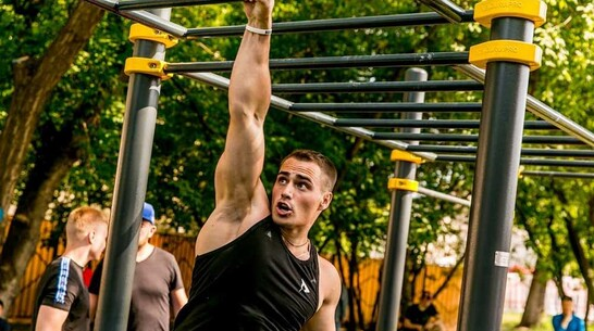 Уроженец Кантемировского района завоевал «золото» чемпионата мира по силовому воркауту