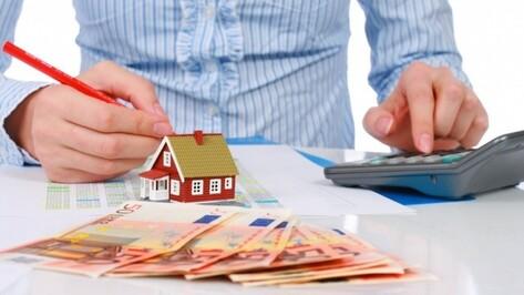За 4 месяца 2018 года жители Воронежской области взяли кредиты на 44,8 млрд рублей