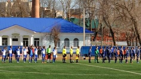 Минспорта РФ согласилось создать в Воронеже тренировочную базу к ЧМ-2018