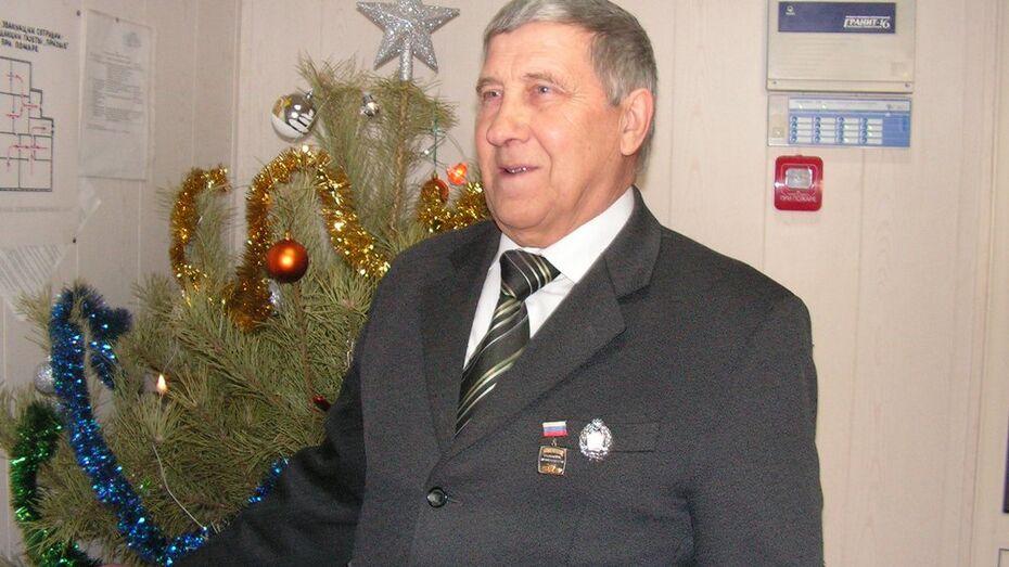 Бутурлиновский прокурор-пенсионер стал заслуженным работником прокуратуры РФ