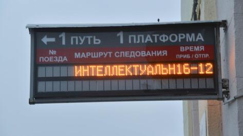 Воронежские студенты сыграли в «Что? Где? Когда?» в движущейся электричке