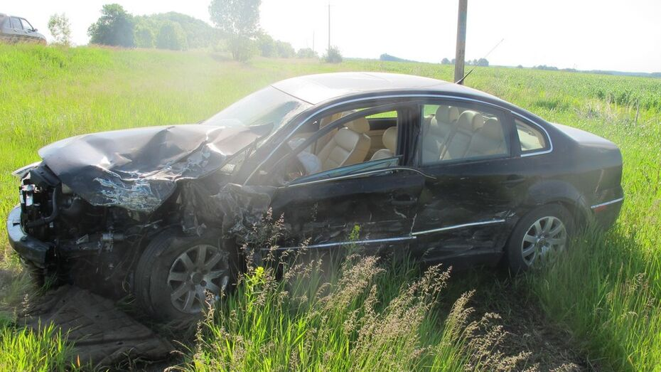 В Каширском районе в ДТП погиб водитель «девятки»
