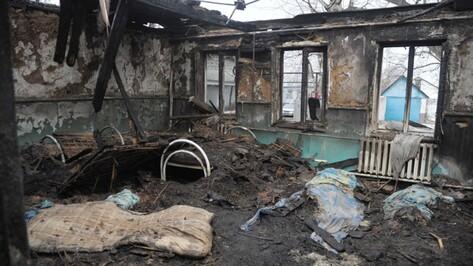 Хроника РИА «Воронеж». Как прошли сутки в режиме ЧС после пожара в интернате