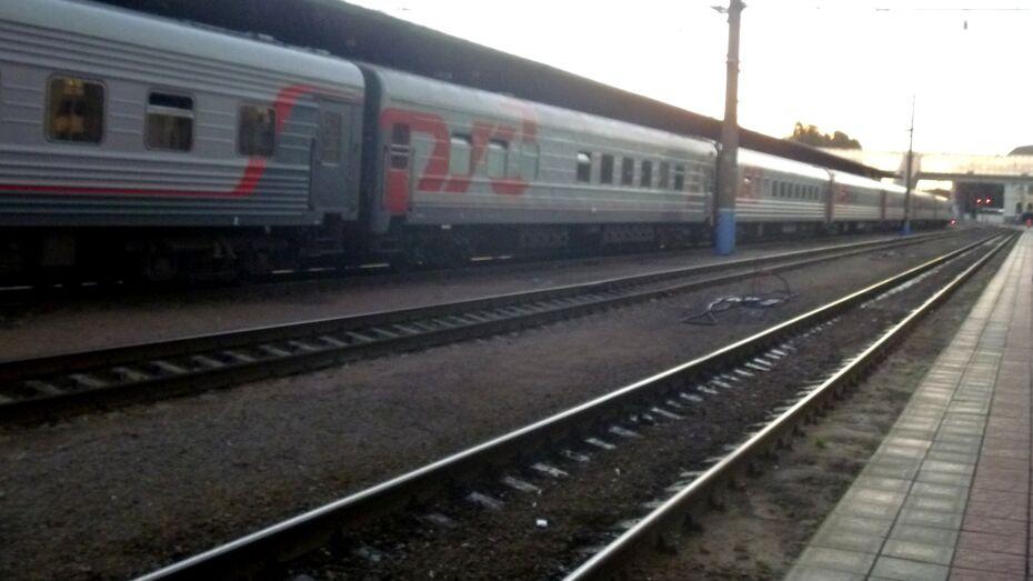 Полтонны лома черного металла похитил из товарняка безработный на границе Воронежской и Липецкой областей