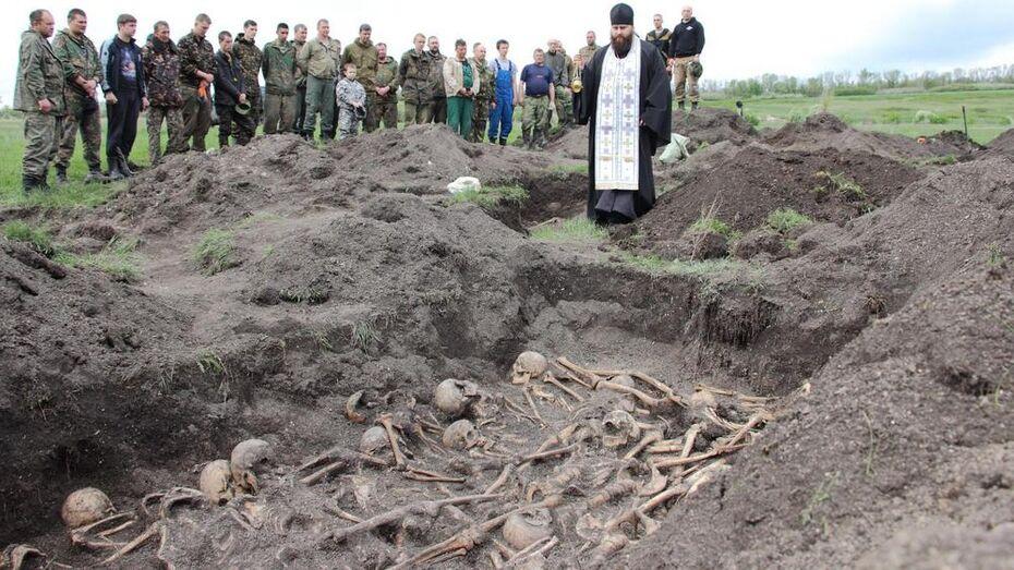 В Каменке 8 мая пройдет массовое перезахоронение советских военнопленных