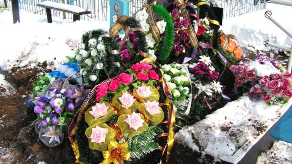 В Бутурлиновском районе годовалый ребенок замерз на кладбище