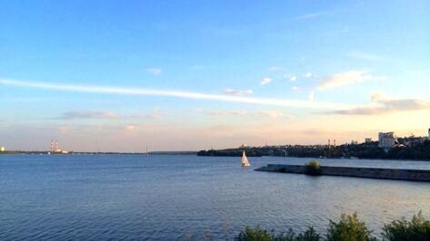 Обустройством намывных площадей Воронежского водохранилища займется бизнес