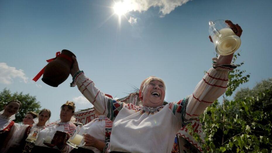 Фестиваль кваса в Воронежской области пройдет 1 июля