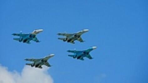 Российские асы позовут воронежцев в армию фигурами высшего пилотажа