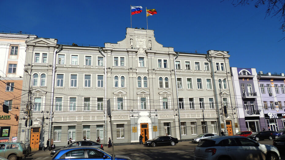Мэрия Воронежа возобновит личные приемы граждан