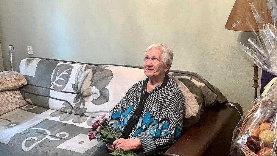 Активисты взяли шефство над воронежскими ветеранами Великой Отечественной