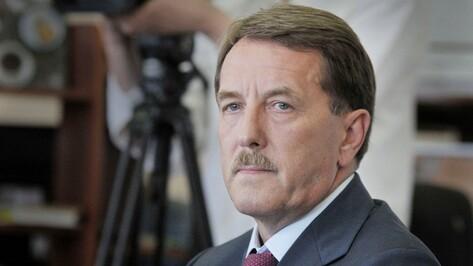 Губернатор раскритиковал работу портала делового климата Воронежской области