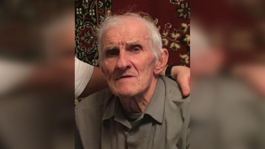 Заядлый 82-летний рыбак пропал в Воронеже