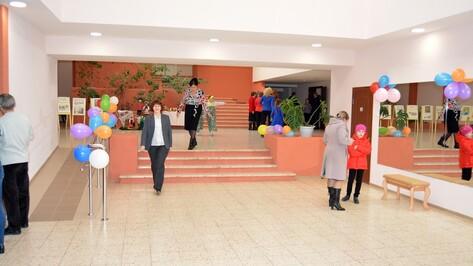 В Богучаре после капремонта открылся культурно-досуговый центр