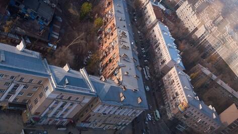 План застройки исторического центра Воронежа появится в январе 2015 года
