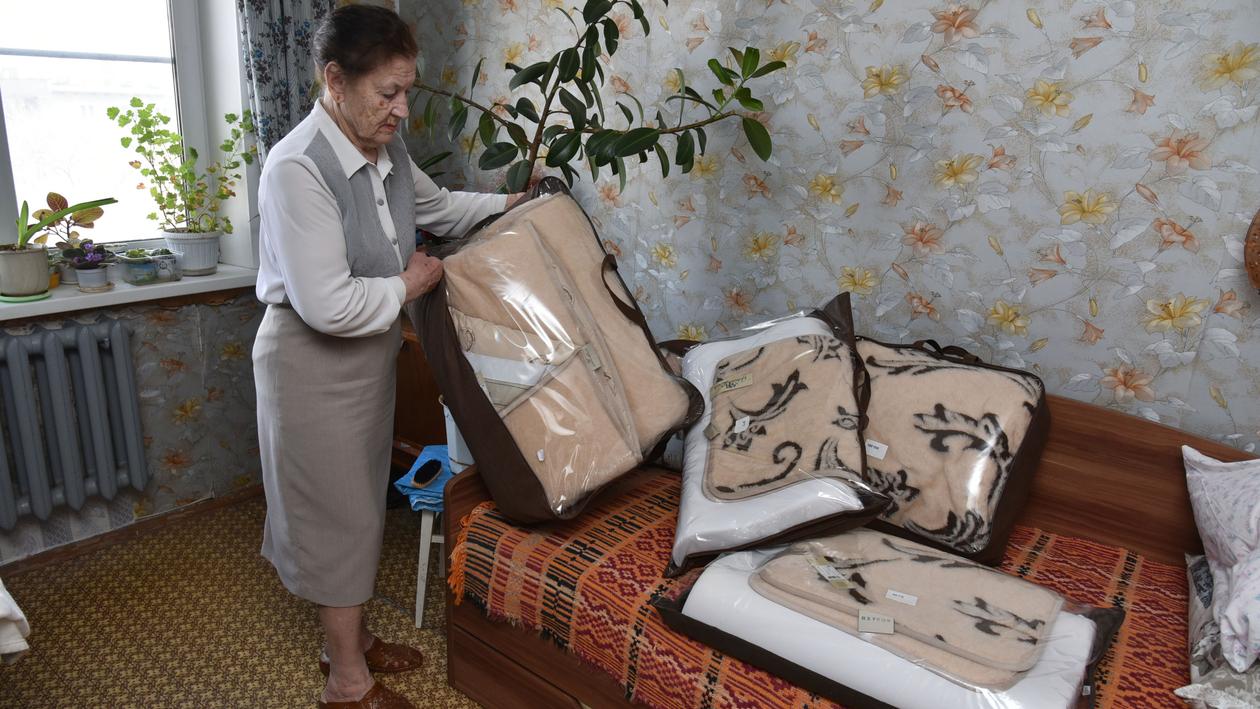 Страшный сон. Как продавцы одеял наживаются на воронежских бабушках