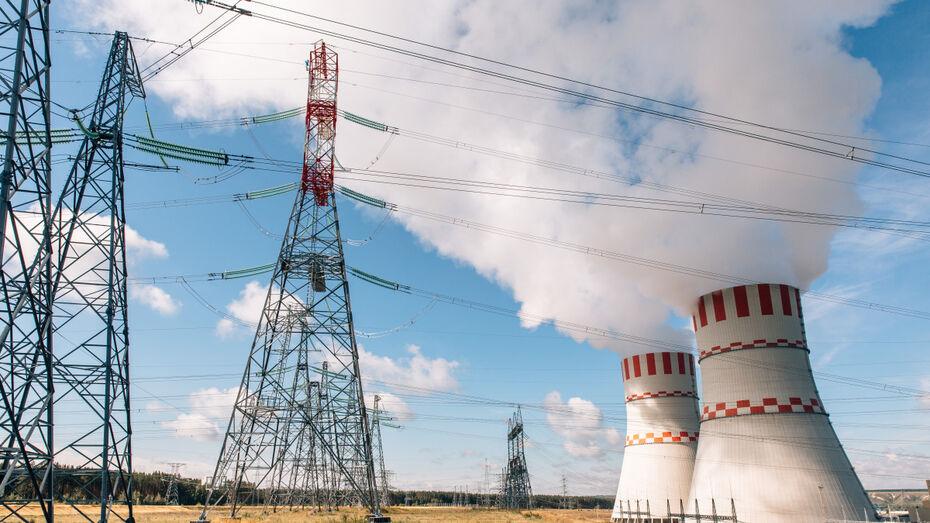 Нововоронежская АЭС на 124,76% выполнила план июля по выработке электроэнергии