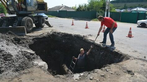 В Калаче две тысячи жителей остались без воды