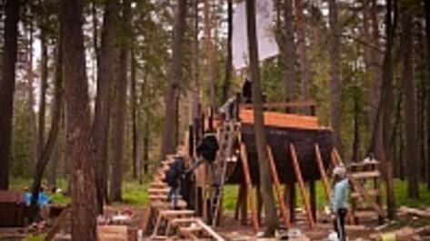 На четвертом Архидроме под Воронежем будут строить детские площадки