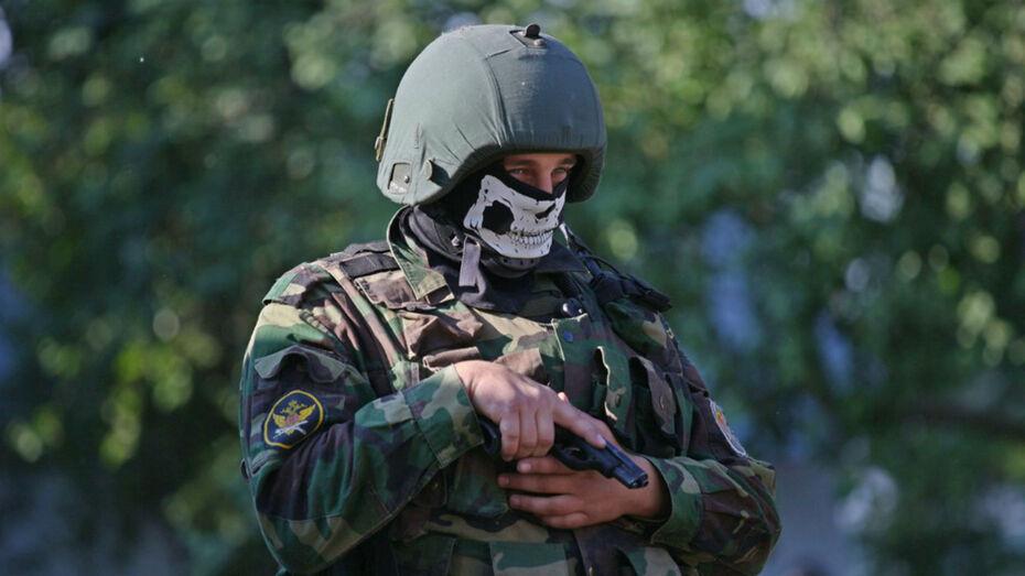 Воронежцев напугали выстрелы в районе Центрального парка