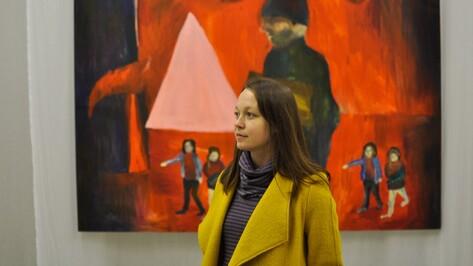 Иван Горшков показал в Воронеже выставку «плохой живописи»