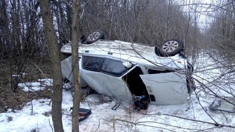В Воронежской области погиб 22-летний пассажир «ВАЗа»
