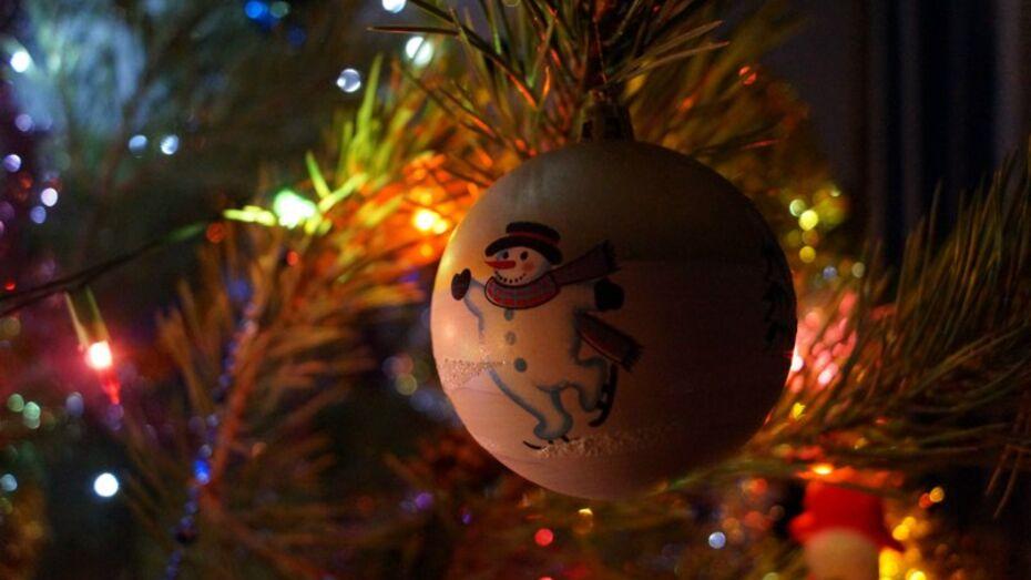 В лискинской «Лекотеке» прошел новогодний праздник