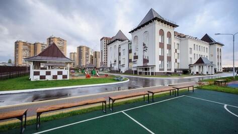 В Воронеже открылся современный детский сад на 220 мест