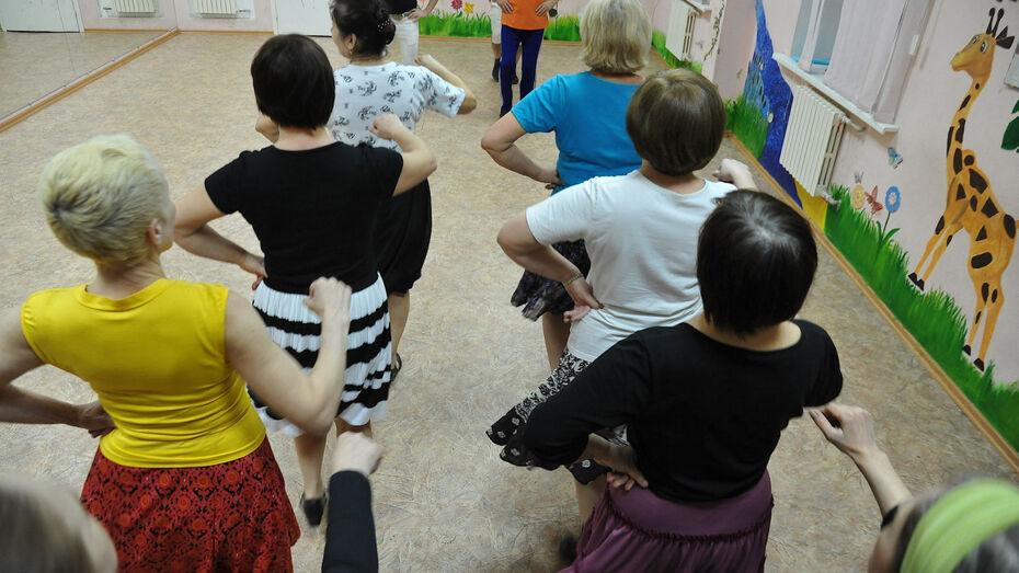 Бесплатные занятия гимнастикой для пенсионерок стартовали в Воронеже