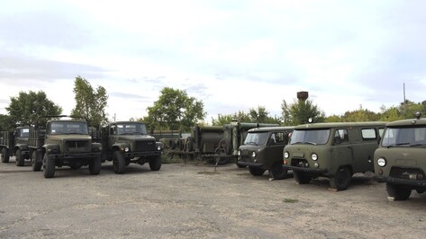 В Кантемировке создадут музей военной техники