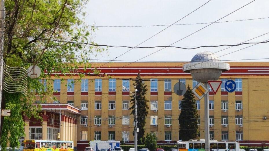 В Воронеже подвели итоги голосования о замене памятника на Университетской площади