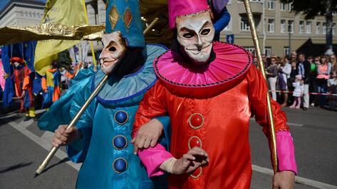 Парад уличных театров вернется на улицы Воронежа в 2020 году