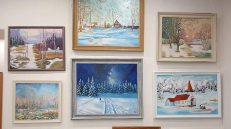 Воронежский художник проведет в хохольском музее бесплатный мастер-класс