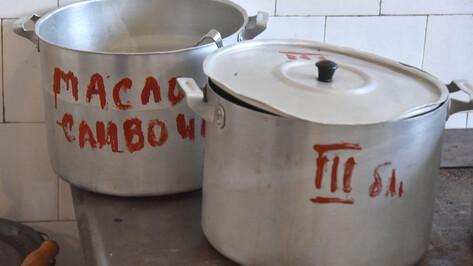 Прокуроры нашли нарушения питания в 300 школах и детских садах Воронежской области