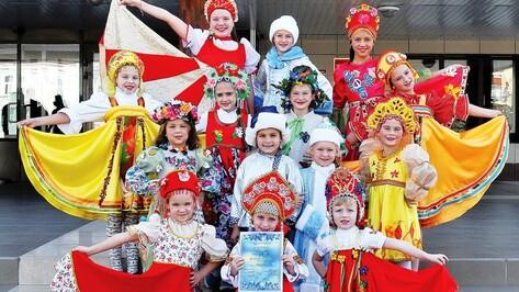 Калачеевский театр мод «Фантазия» стал дипломантом международного конкурса
