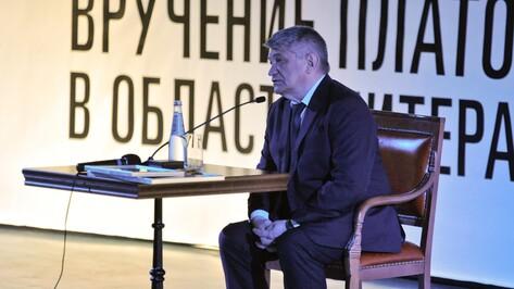 Александр Сокуров в Воронеже: «Мы расплачиваемся за политику собственной жизнью»