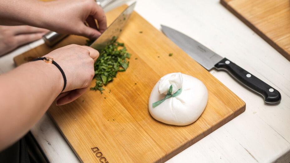 В Воронеже запустили производство сыра буррата