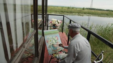 Пленэр в Острогожске посетит его идейный вдохновитель – народный художник России Олег Савостюк