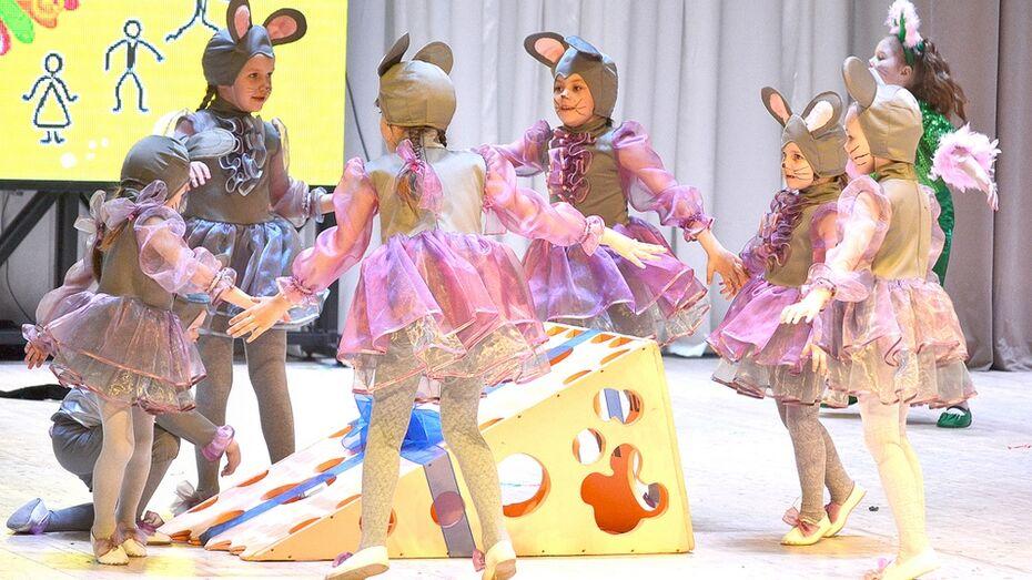 Танцевальный ансамбль из Калачеевского района стал одним из победителей межрегионального конкурса