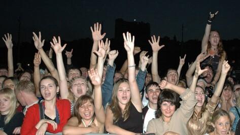 В Воронеже московская группа Franky выступит в День молодежи
