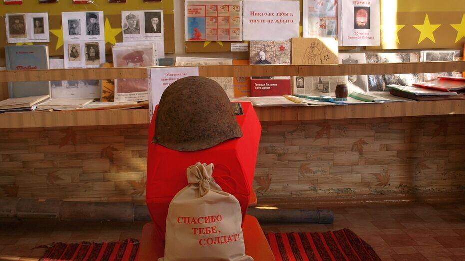 Найденные в семилукском селе останки советского воина отправили во Владимирскую область
