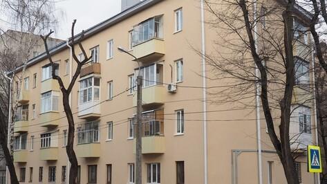 В Воронеже капитально преобразили 62-летний дом
