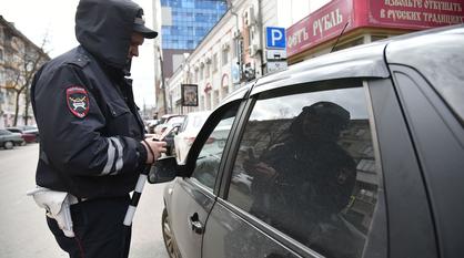 ГИБДД Воронежской области выйдет на поиски автомобилей с тонировкой