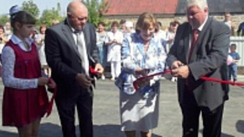 В терновском селе открыли новую амбулаторию