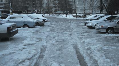 Более 24 млн рублей потратят на борьбу с гололедом на воронежских дорогах
