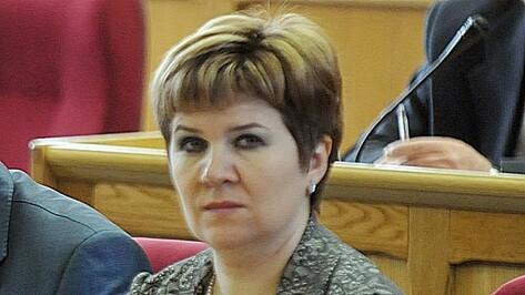 Воронежское реготделение «ЕР» найдет замену Оксане Хоронжук в облдуме в партсписке 2010 года