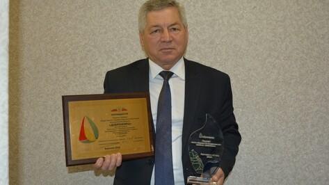 Нижнедевицкое поселение стало лауреатом областной премии за работу с ТОСами
