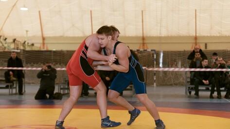 Всероссийский турнир по греко-римской борьбе пройдет в Воронеже 19 сентября