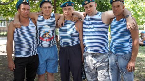 В День ВДВ в Воронеже откажутся от массовых мероприятий