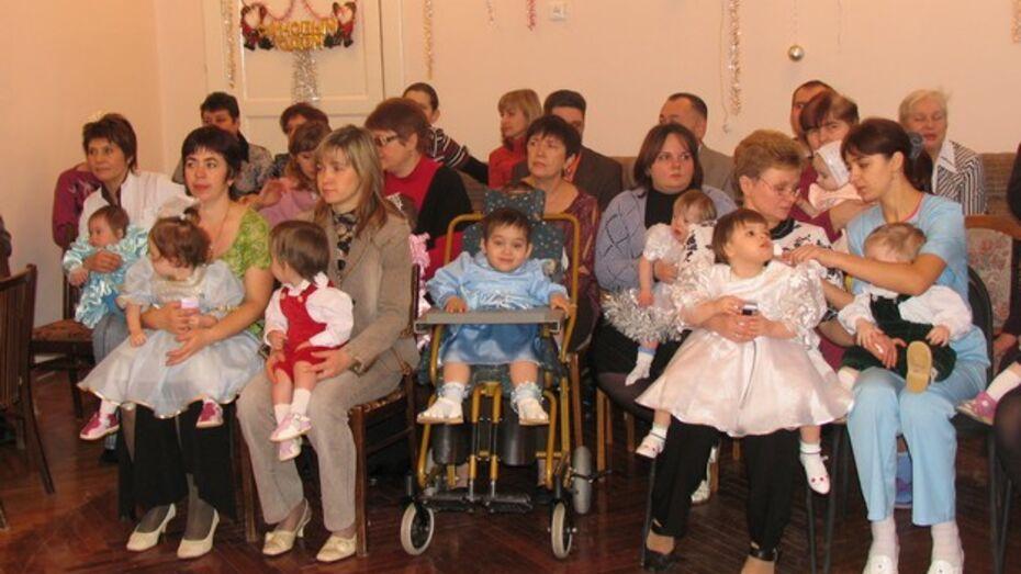 Воронежские следователи побывали в областном Доме ребенка
